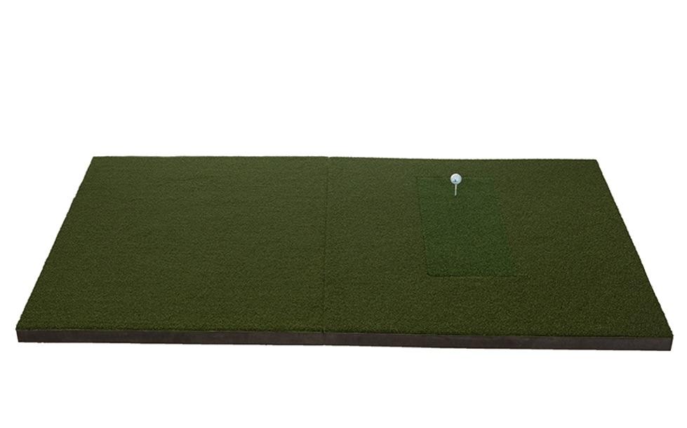 home golf simulator mat